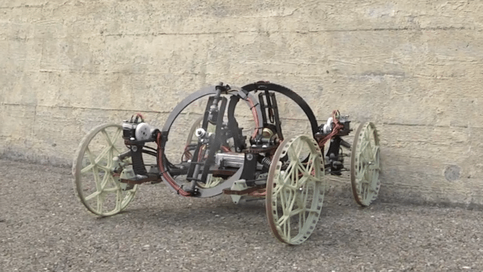 Forschungsministerin will Robotereinsatz in Gefahrbereichen fördern
