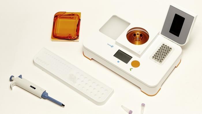Kickstarter-Erfolg für das mobile DNA-Labor