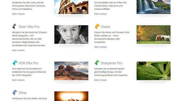 Google: Bildbearbeitungstools der Nik Collection jetzt kostenfrei