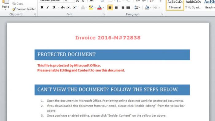 Neue Infektions-Masche: Erpressungs-Trojaner missbraucht Windows PowerShell