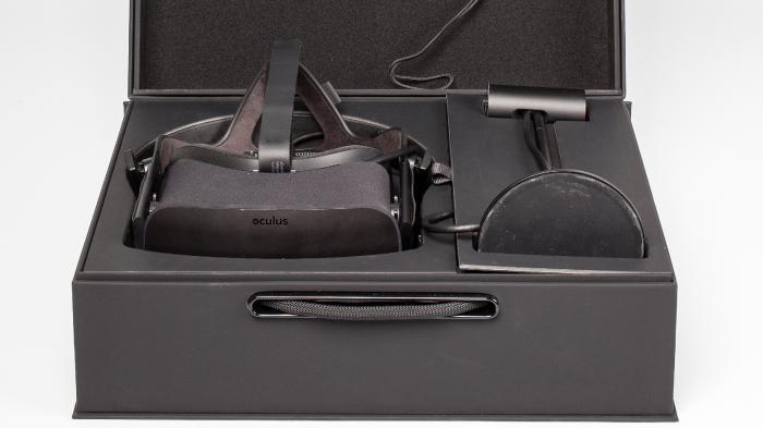 Oculus Rift ist da: Mehr Software als angekündigt