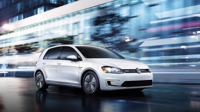 USA: VW ruft sämtliche E-Golfs zurück