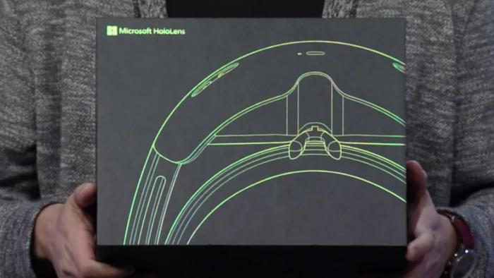 Microsoft HoloLens: Entwickler-Version fertig