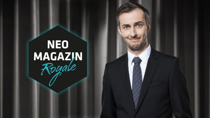 Neo Magazin Royale - Jan Böhmermann