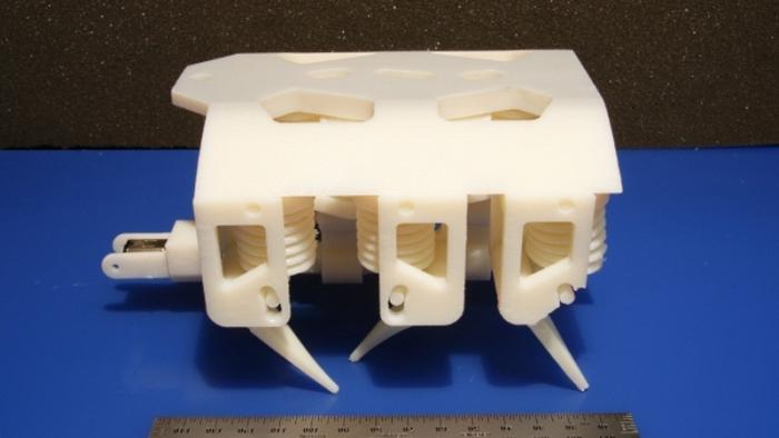 Laufroboter aus dem 3D-Drucker vom MIT