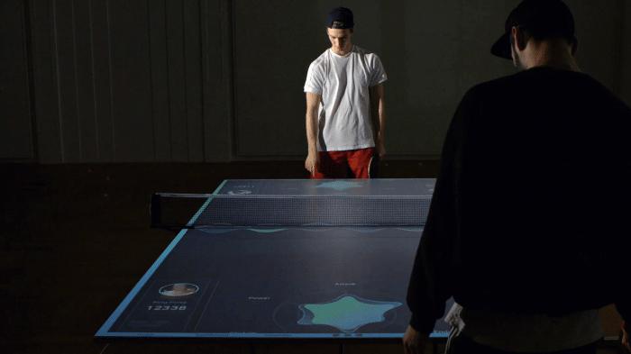 Deutscher Student entwickelt intelligenten Tischtennistrainer