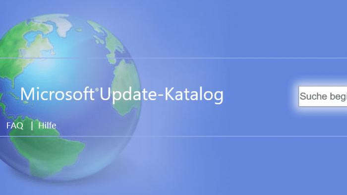 Microsoft will Angebot von Updates umorganisieren