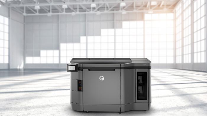 Hewlett-Packard stellt 3D-Drucker mit Pagewide-Tintendruckköpfen vor
