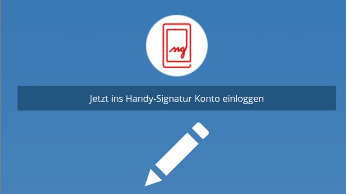 Östereichische Handy-Signatur anfällig für Phishing