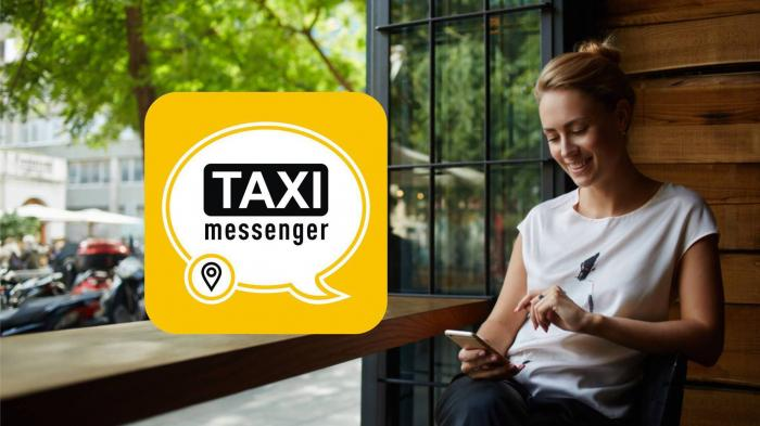 Taxi Messenger: Taxi-Bestellung jetzt auch über den Facebook Messenger