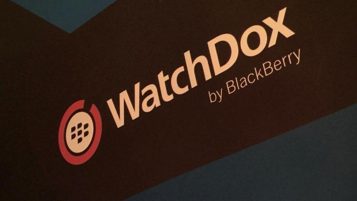 BlackBerry lagert Email-Anhänge in WatchDox aus