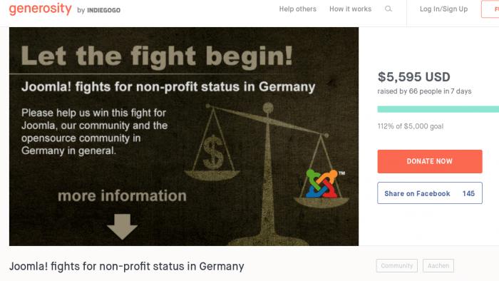 Crowdfunding-Kampagne des J and Beyond e. V.
