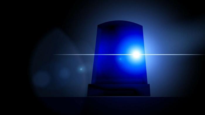 Blaulicht, Polizei