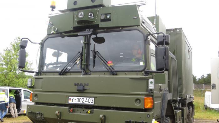 Elrob: Leistungsschau der Militärroboter