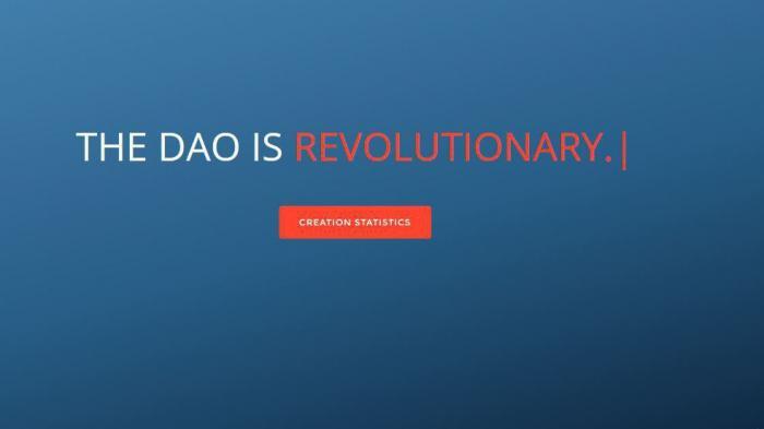 Ethereum: Kapital aus dem gescheiterten DAO-Projekt komplett entfernt