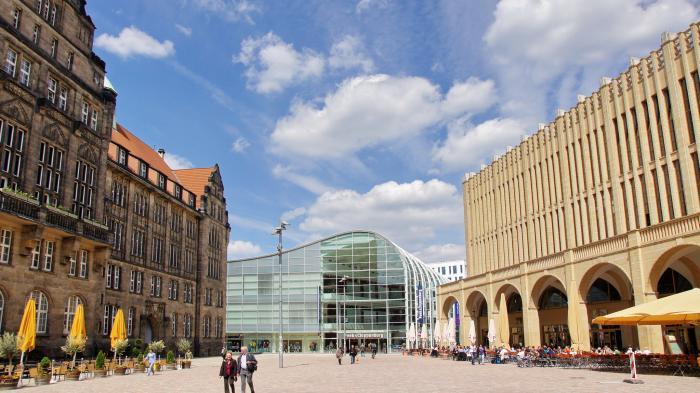 """""""Living Lab"""": Chemnitzer Uni-Projekt untersucht Alltag in vernetzten Städten und Wohnungen"""