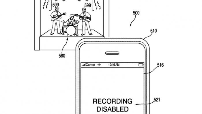 iPhone Infrarot