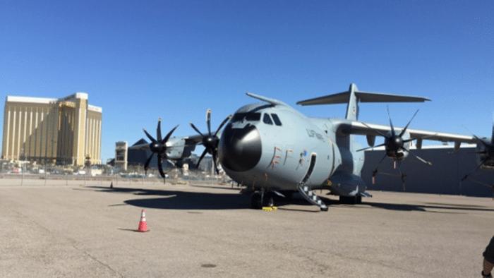 Probleme ohne Ende beim A400M: Zwei Triebwerke