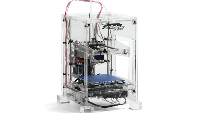 Ausprobiert und für gut befunden: Mini-3D-Drucker für 160 Euro