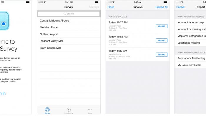 Apple aktualisiert App zur Kartierung von Innenräumen