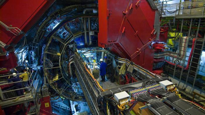 Teilchenbeschleuniger LHC: Rätselhaftes Teilchen gab es nicht