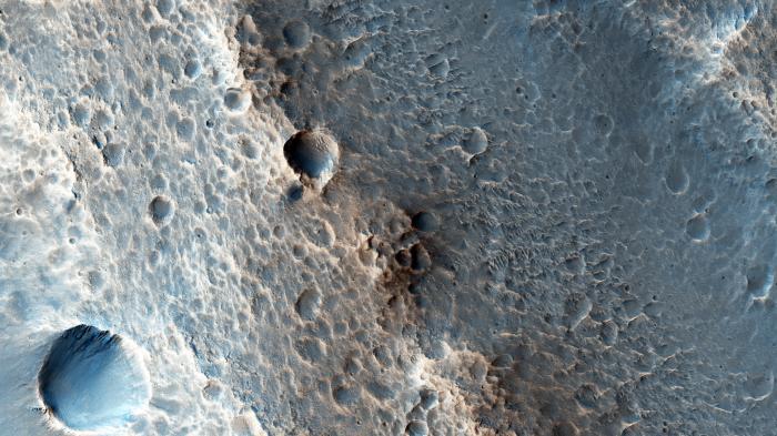 Marskamera Hirise: Mehr als 1000 neue Bilder vom Roten Planeten
