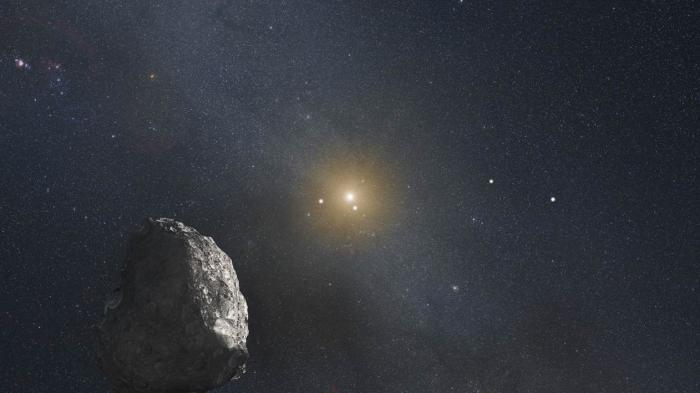 """""""Niku"""": Ungewöhnliches Objekt hinter dem Neptun entdeckt"""