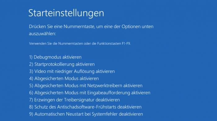 Windows 10 Version 1607 friert PC ein