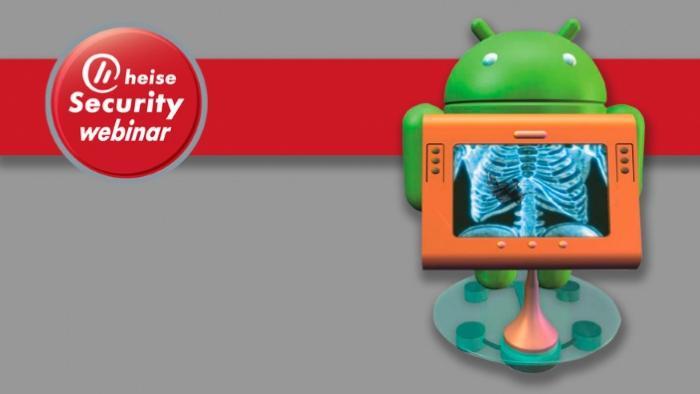 heisec-Webinar: Smartphone-Trojaner erkennen und abwehren
