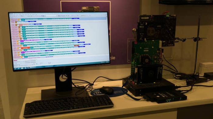 IDF16: PCIe 4.0 läuft, PCIe 5.0 in Arbeit