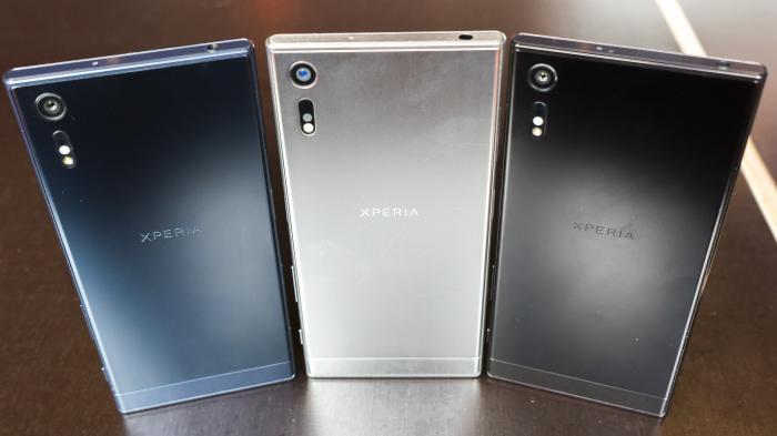 Sony präsentiert neues Spitzen-Smartphone und Compact-Version