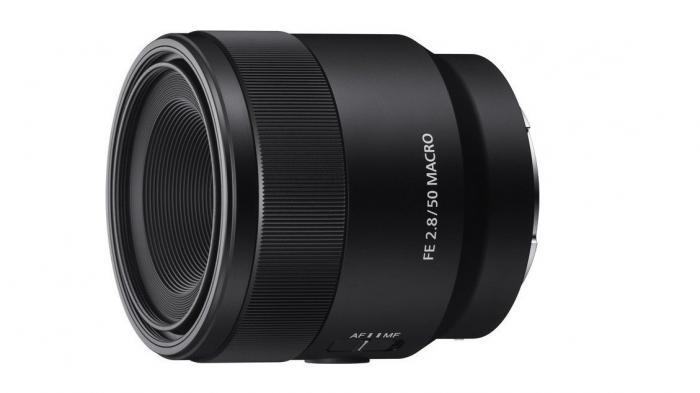 IFA: Sony stellt 2,8/50 mm Makroobjektiv für Vollformat-E-Mount-Kameras vor