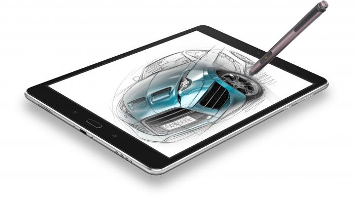 Asus ZenPad 3S 10: Android-Tablet mit iPad-Ansprüchen