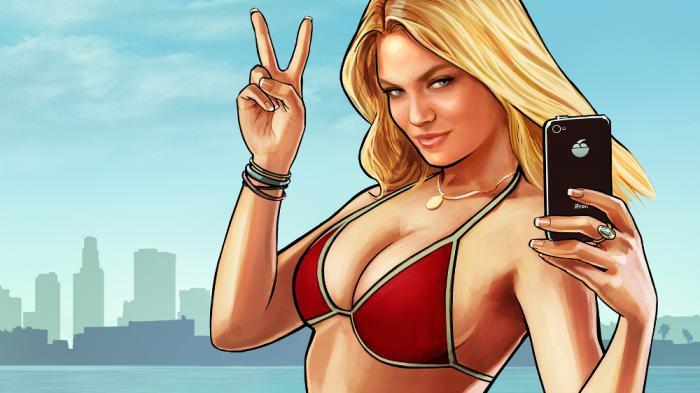 Lindsay Lohan scheitert mit Klage gegen Grand Theft Auto V