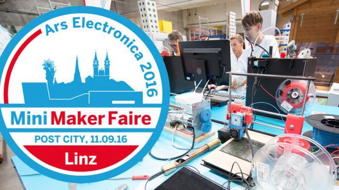 Mini Maker Faier Linz