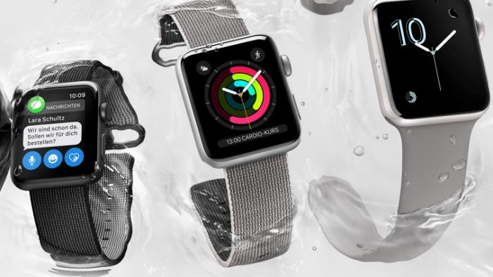 apple watch 2 wasserdicht was kann man alles mit der. Black Bedroom Furniture Sets. Home Design Ideas