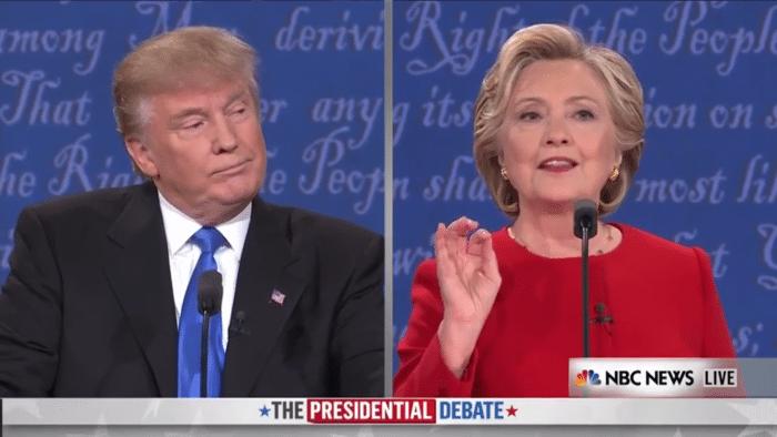 Hillary Clinton und Donald Trump drohen mit Cyberkrieg