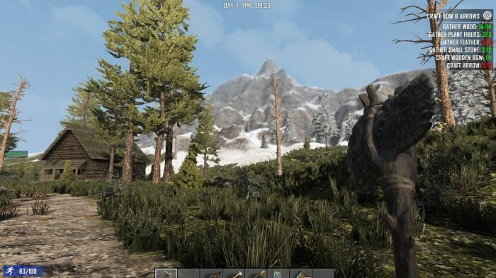 7 Days To Die A15 Distant Terrain