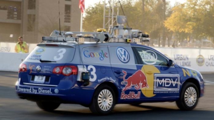 Forschung am autonomen Auto: VW verkleidet in den USA Fahrer als Autositze