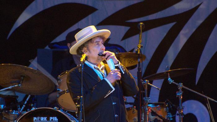 Bob Dylan erhält den Literaturnobelpreis 2016