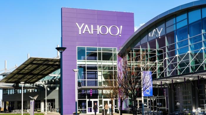 Yahoo übertrifft in der Krise die Erwartungen