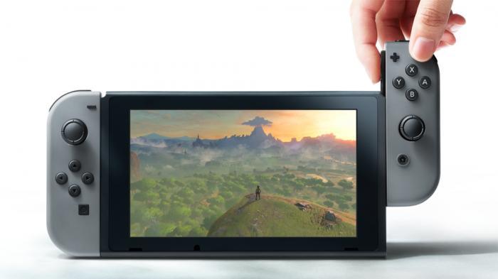 Nintendo Switch: NX-Konsole für daheim und unterwegs