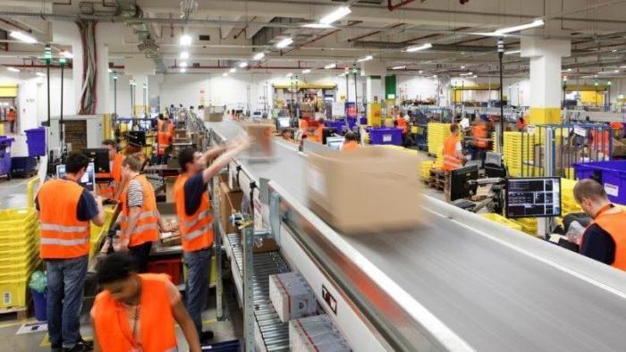 Amazon baut neues Logistik-Center in Dortmund