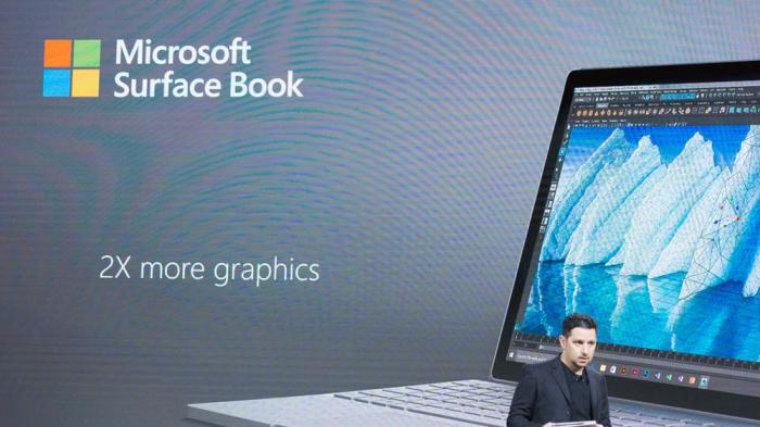 Angefasst: Microsofts Notebook Surface Book mit Performance Base