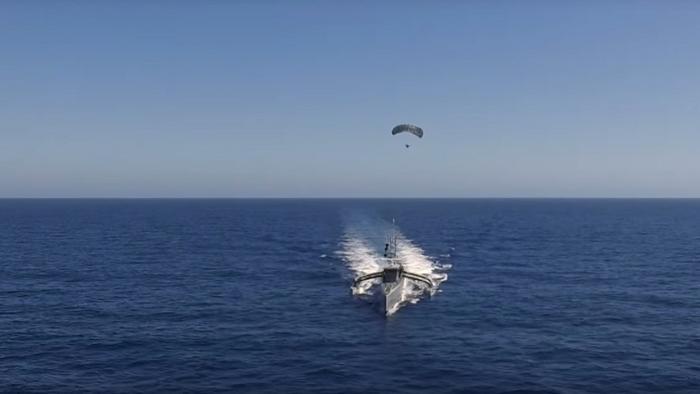 DARPA testet autonomes Radarboot für Seekriege der Zukunft