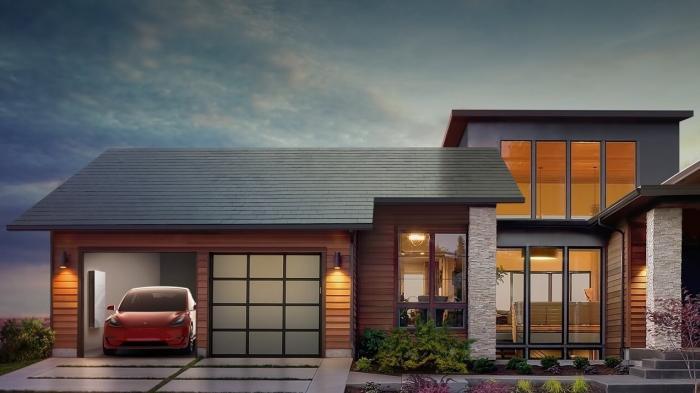 Tesla Energy: Solar-Dachpfannen und eine neue Powerwall