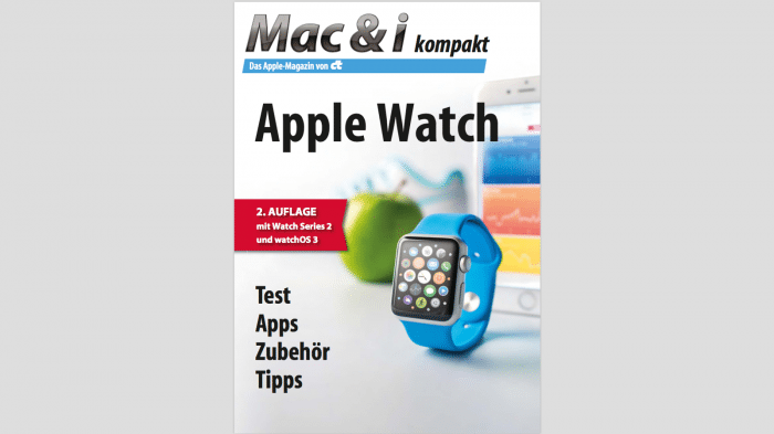 Apple Watch Mac & i kompakt