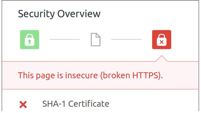 Admins aufgepasst: SHA1-Zertifikate vor dem endgültigen Aus | heise ...