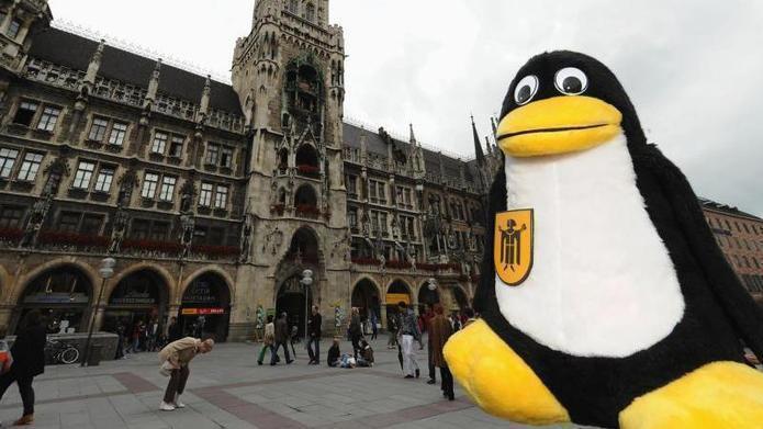 Linux in München: Opposition im Stadtrat will bei LiMux bleiben