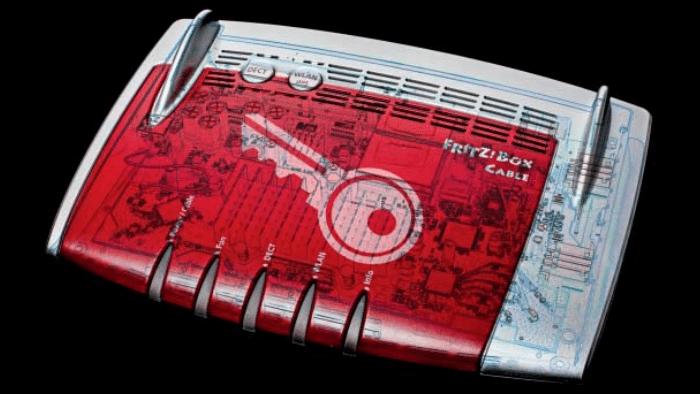 FritzBox-Schlüssel für Angriffe missbraucht